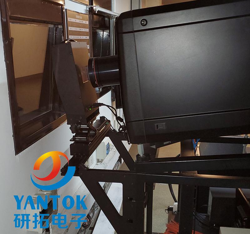 YANTOK 三光路3D系统原理图