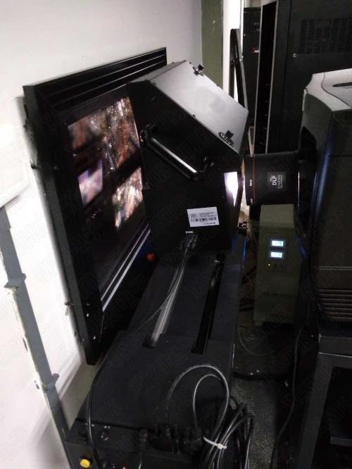 YANTOK电影院双光路3D设备