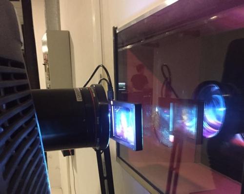 巴可电影机安装单光路3D系统YT-PS600C