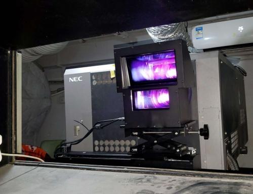 YANTOK研拓电子高光效双光路3D设备安装图YT-PS300