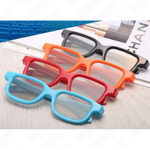 YANTOK 3D圆偏光眼镜YT-PG300